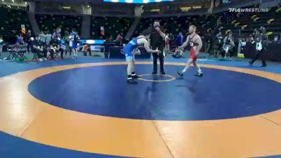 77 kg Prelims - Chance Marsteller, Titan Mercury Wrestling Club (TMWC) vs Braxton Doebel, Iowa