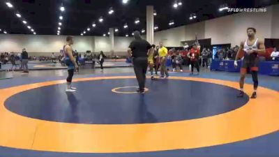 79 kg 5th Place - Demetrius Romero, Brunson UVRTC vs Myles Wilson, Hawkeye Wrestling Club