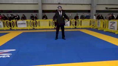 RAMIRO LEON vs AMIR ADEL 2020 American National IBJJF Jiu-Jitsu Championship