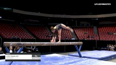 LEXY RAMLER - Beam, MINNESOTA - 2019 Elevate the Stage Birmingham presented by BancorpSouth