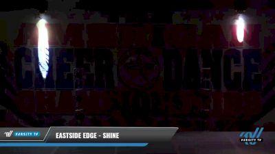 Eastside Edge - Shine [2021 L2 - CheerABILITIES - Exhibition Day 2] 2021 The American Celebration DI & DII