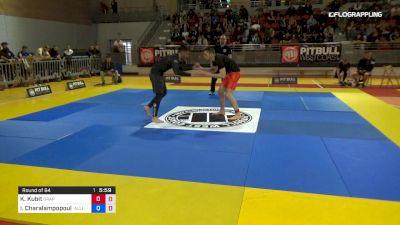Krzysztof Kubit vs Ilias Charalampopoulos 2019 2nd ADCC European Trials