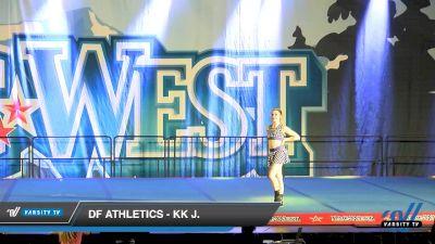DF Athletics - KK J. [2020 L1 Senior - Solo Day 1] 2020 PacWest