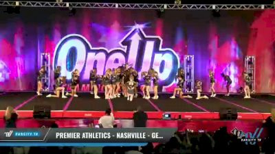 Premier Athletics - Nashville - Generals [2021 L2 Junior - Medium Day 2] 2021 One Up National Championship