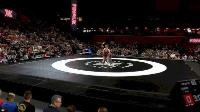 50 kg 1 Of 3 - Whitney Conder, U.S. Army WCAP vs Victoria Anthony, Sunkist Kids Wrestling Club