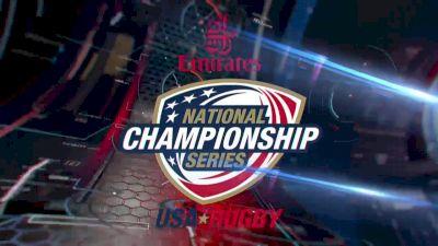 Men's Club Playoffs Napa Valley vs Oc Ravens