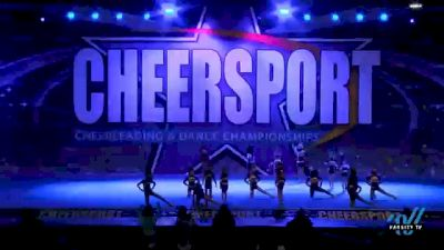 FAME NC - Tiny Troopers [2021 L1 Tiny Day 2] 2021 CHEERSPORT National Cheerleading Championship