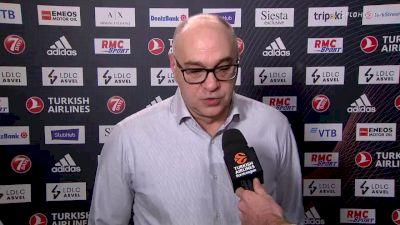 Full Replay - ASVEL Basket vs Real Madrid