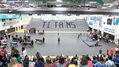Pinnacle Percussion at 2019 WGI Percussion|Winds West Power Regional Grand Terrace HS