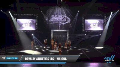 Royalty Athletics LLC - Majors [2021 L1 Mini Day 1] 2021 The U.S. Finals: Sevierville