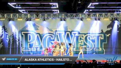 Alaska Athletics - HailStorm [2020 L3 Junior - D2 - Small - A Day 2] 2020 PacWest