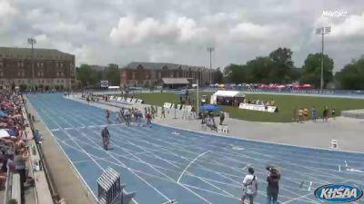 High School Girls' 3200m Class A, Finals 1