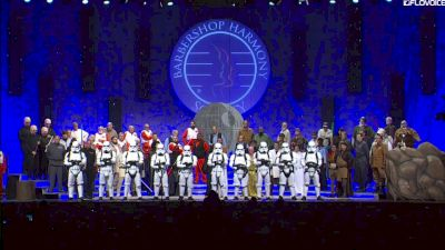 Music City Chorus: The BarberForce Awakens | Multi-Camera