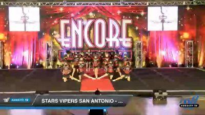 Stars Vipers - San Antonio - V3NOM [2020 L3 Junior - Small Day 1] 2020 Encore Championships: Houston DI & DII