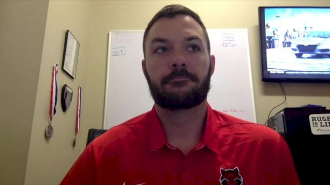 ASU Head Coach Blake White On Facing Life