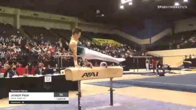 Joseph Pepe - Pommel Horse, North Valley AZ - 2021 USA Gymnastics Development Program National Championships
