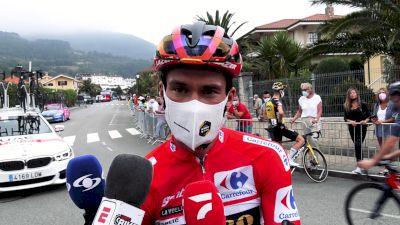 Primoz Roglic: 'A Lot Can Change On The Vuelta's Gamoniteiru Climb'