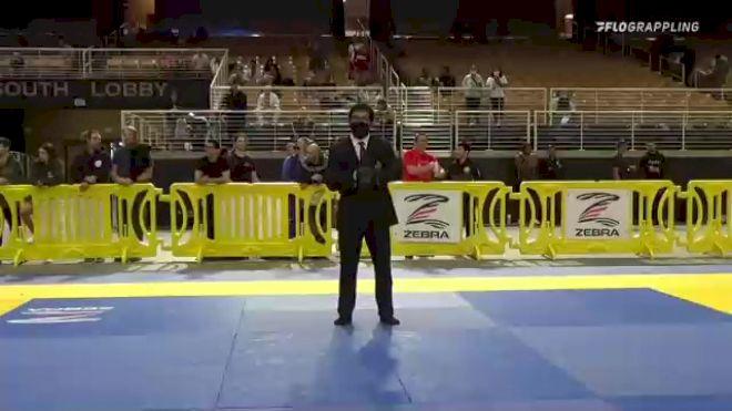 ELIJAH AMIR DORSEY vs JOSE DE JESUS M. CORNELIO 2021 Pan Jiu-Jitsu IBJJF Championship