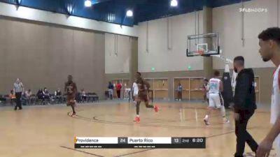 Puerto Rico vs. Providence - 2021 AAU Boys Championship (15U-17U and 20U)