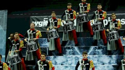 Infinity Snares Fired Up In Finals