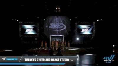 Tiffany's Cheer and Dance Studio - Dance Champions [2021 Youth - Hip Hop Day 2] 2021 The U.S. Finals: Louisville
