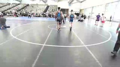 172 lbs Round Of 16 - Marco Malerba, Nazareth vs Abdallah Hussein, Westfield