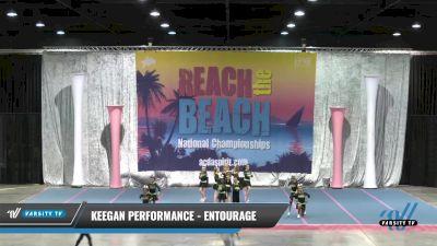 Keegan Performance - Entourage [2021 L3 Youth] 2021 Reach the Beach Daytona National
