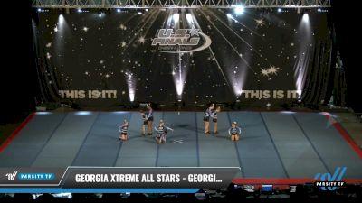Georgia Xtreme All Stars - Georgia Xtreme Allstars Thunder [2021 L1 Youth - D2 - Small - A Day 2] 2021 The U.S. Finals: Pensacola