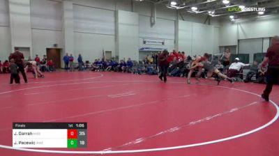175 lbs Final - Jack Darrah, Missouri United (M) vs John Pacewic, IKWF Gold (M)