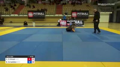 Daniel De-Groot vs Bruno Amaddeo 1st ADCC European, Middle East & African Trial 2021
