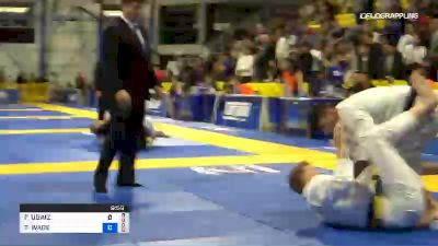 FELLIPE UBAIZ TROVO vs TANNER WADE RICE 2019 World Jiu-Jitsu IBJJF Championship