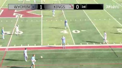 Replay: Wyoming vs Kings | Oct 9 @ 3 PM