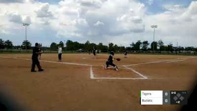 Bullets vs. Tigers - 2021 Colorado 4th of July - Finals
