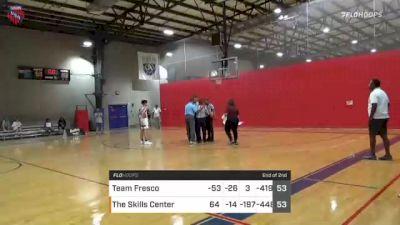 Team Fresco vs. The Skills Center - 2021 AAU Boys World Championships (14U/8th Grade)