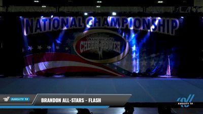 Brandon All-Stars - Flash [2021 L1 Tiny - Novice - Exhibition Day 1] 2021 ACP: Tournament of Champions
