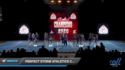 Perfect Storm Athletics Calgary - El Nino [2020 L6 International Global - Coed Day 2] 2020 PAC Battle Of Champions