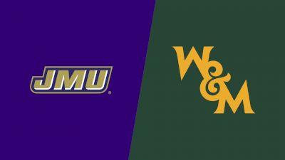 Full Replay: James Madison vs William & Mary - Mar 27