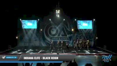 Indiana Elite - Black Reign [2021 L6 Senior - XSmall Day 2] 2021 COA: Midwest National Championship