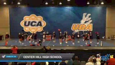 Center Hill High School [2020 Game Day Medium Varsity Day 2] 2020 UCA Magnolia Championship