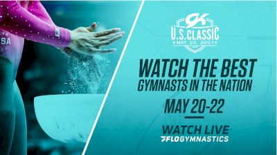 Vault | Juniors | GK US Classic | May 21