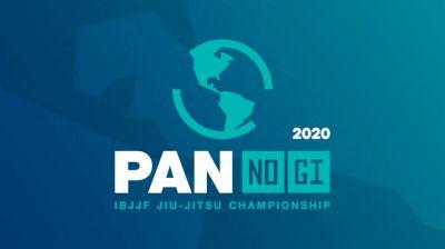 Pan No-Gi - Mat 3 - Nov 22, 2020 | Full Replay