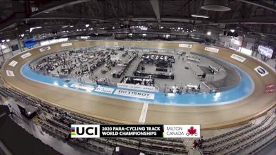 Replay: 2020 UCI Para-Cycling Track World Champs - Day 4, Session 1