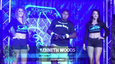 Greg Hardy vs. Kenneth Woods AKA 2 Replay