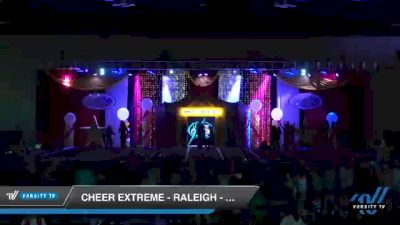 Cheer Extreme - Raleigh - SSX [2020 L6 Senior - Small Day 2] 2020 All Star Challenge: Battle Under The Big Top