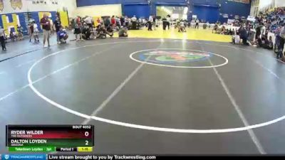 170 lbs 3rd Place Match - Ryder Wilder, The Outsiders vs Dalton Loyden, Arizona