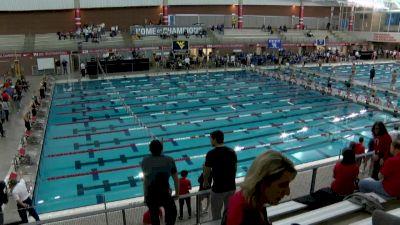 2018 OSU Invitational South Pool | Big Ten Men's Swimming