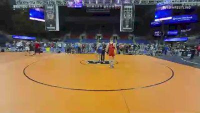 195 lbs Consi Of 4 - Eli Sheeren, Texas vs Nicholas Casad, Indiana