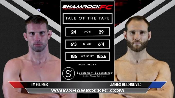 Ty Flores vs. James Bochnovic | SFC 311