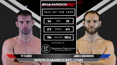 Ty Flores vs. James Bochnovic - Shamrock FC 311 Full Fight Replay