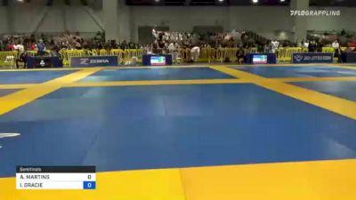 ALEX MARTINS vs IGOR GRACIE 2021 American National IBJJF Jiu-Jitsu Championship